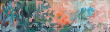 """Painting titled """"About Painting"""" by Vira Chernetska, Original Art, Oil"""