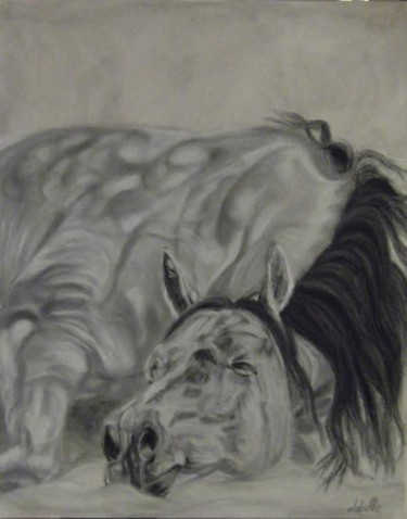 31.9x25.6 in ©2012 by Magali Labille