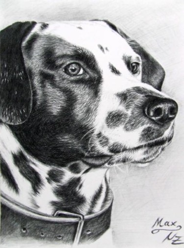15.8x11.8 in ©2008 by Arts & Dogs
