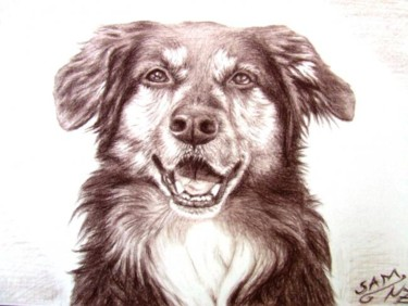 7.9x11.8 in ©2007 by Arts & Dogs