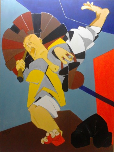 48x36 in ©2012 by Chinmaya BR
