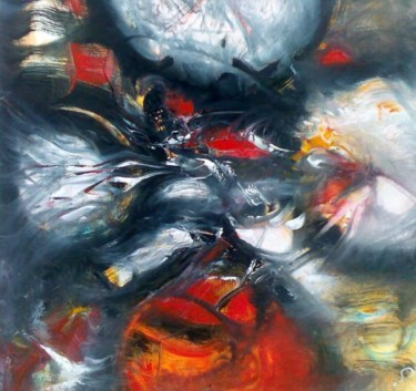 60x60 cm ©2008 by Christian Gorget