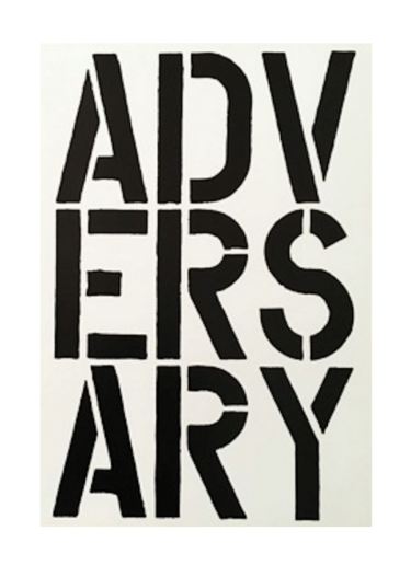 ©1989 by Christopher Wool