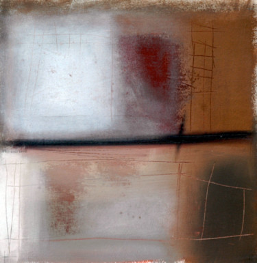 """Painting titled """"Abstract 5"""" by Ferigoli, Original Art, Acrylic Mounted on Stretcher frame"""