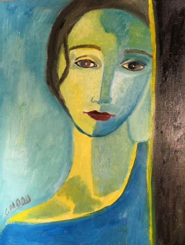 18.9x14.2 in ©2020 by Claire Marie Gay