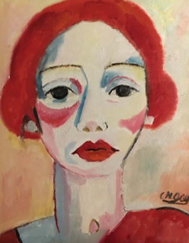 18.1x15 in ©2020 by Claire Marie Gay
