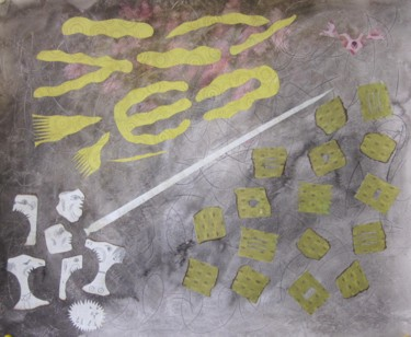 37x45x0.1 cm ©2012 by CLAiRe