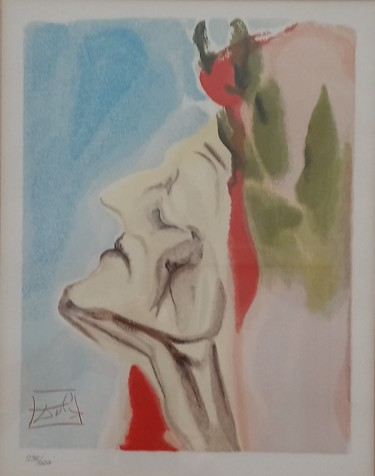 22.8x18.9 in ©1970 by art plaisir