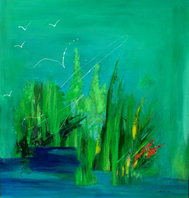 77x71 cm ©2003 by Claudy