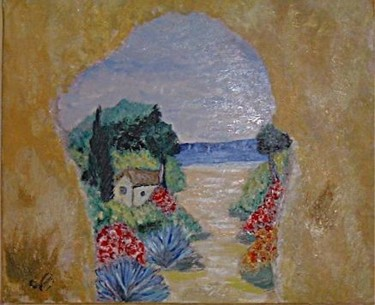 55x46 cm ©2004 by Coline