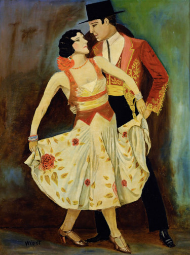 24.8x18.5x1.6 in ©1930 by Collection TANGO