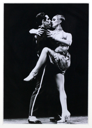 20.1x12.6 in ©1995 by Collection TANGO