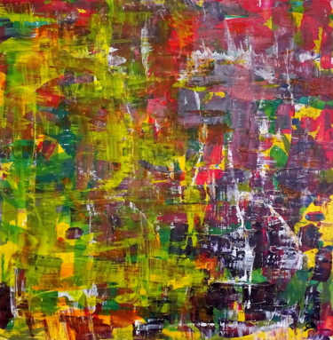 """Painting titled """"Change of the world"""" by Conrad Bloemers, Original Art, Oil"""