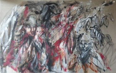 95x150 cm ©2017 by Constance Robine