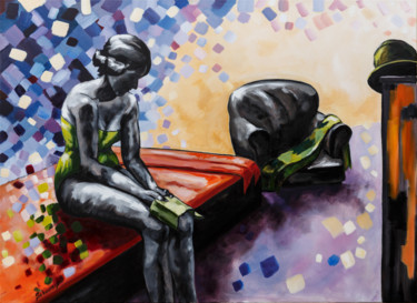28.7x39.4 in ©2015 by Corinne Saboureux