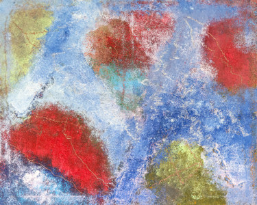 Painting, oil, abstract, artwork by Cornelia Petrea