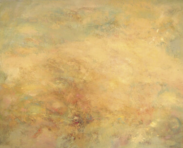 """Painting titled """"Hill"""" by Vitalie Coroban, Original Art, Oil"""