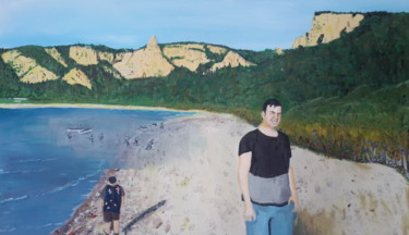 23.6x35.4 in © by Roachie - The Gallipoli Artist