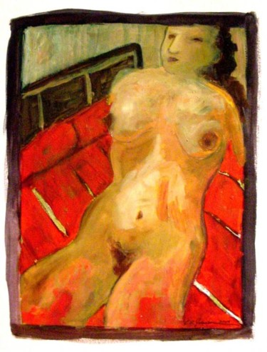 22.4x16.5 in ©2004 by Catherine Rogers Jonsson