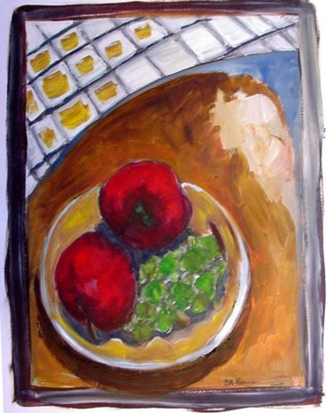 19.7x13.8 in ©2005 by Catherine Rogers Jonsson