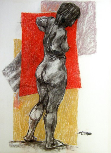 29.5x21.7 in ©1999 by CHRISTIAN ROLLAND