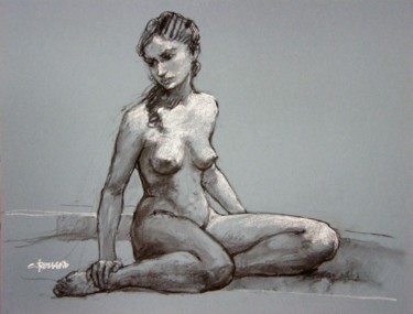 19.7x25.6 in ©2003 by Christian Rolland