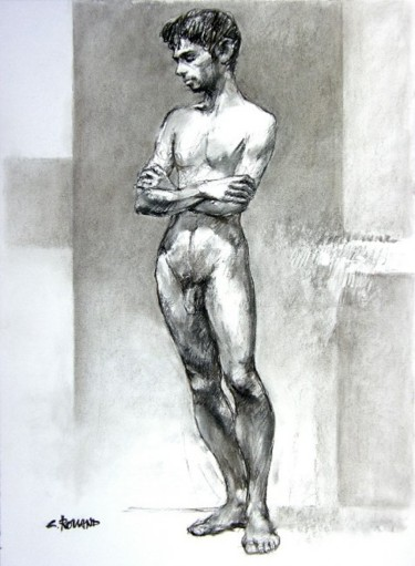 29.5x21.7 in ©2004 by CHRISTIAN ROLLAND