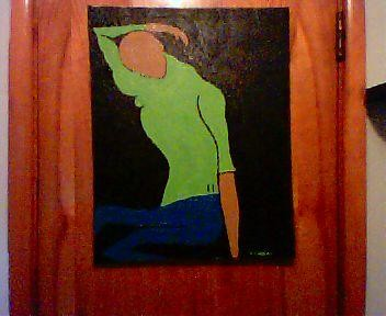 16x20 in ©2003 by Carl Dabbah