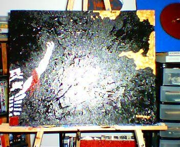 16x20 in ©2004 by Carl Dabbah