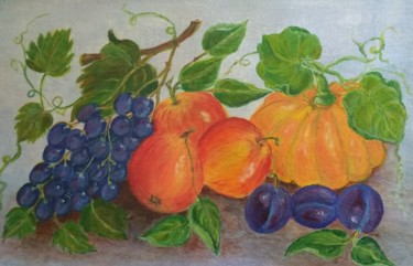 Painting, acrylic, artwork by Danou Tradition
