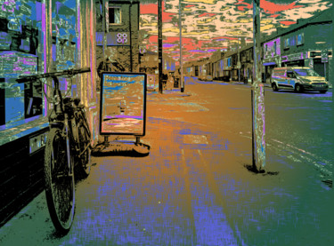"""Photography titled """"Here for You in Loc…"""" by Dave Collier (Collimost), Original Art, Manipulated Photography"""