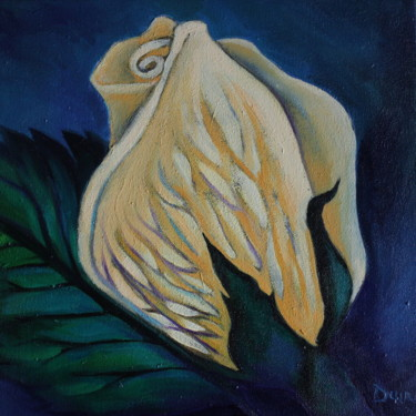 """Painting titled """"Hopes and Daydreams"""" by Dawn Rodger, Original Art, Oil"""