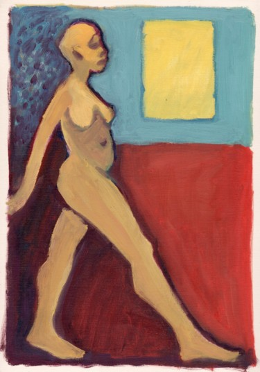 28x40 cm ©1996 by Delphine Mabed