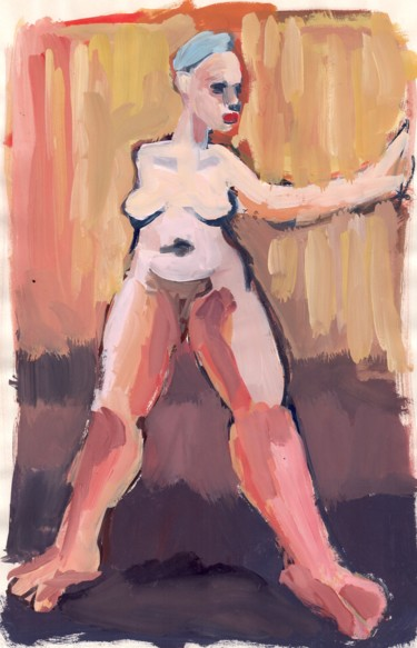 28x40 cm ©1998 by Delphine Mabed
