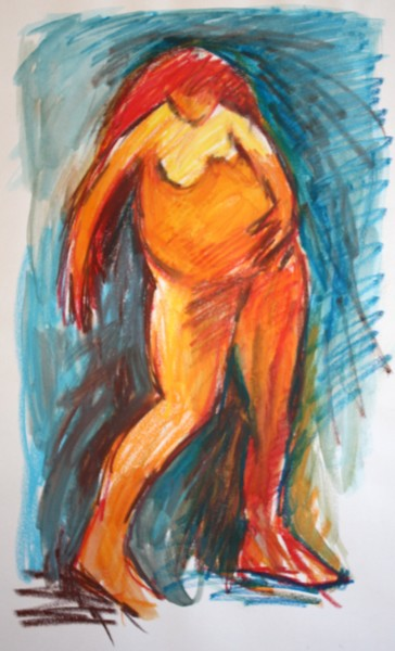 28x45 cm ©1998 by Delphine Mabed