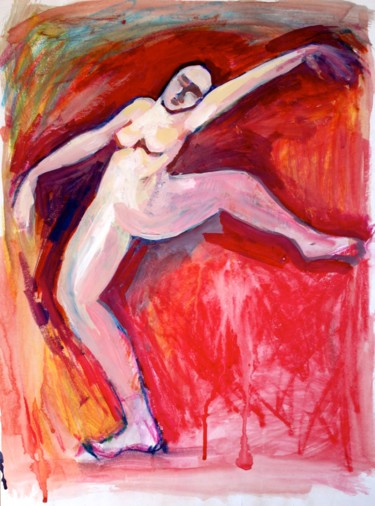 42x56 cm ©1999 by Delphine Mabed