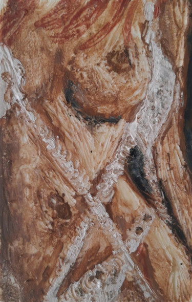 """Painting titled """"You give me butterf…"""" by Diana Surge, Original Art, Soap"""