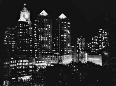 """Photography titled """"Union Square, New Y…"""" by Diana Rivera, Original Art, Analog photography"""