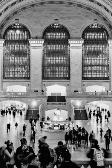 """Photography titled """"Grand Central #1"""" by Diana Rivera, Original Art, Analog photography"""