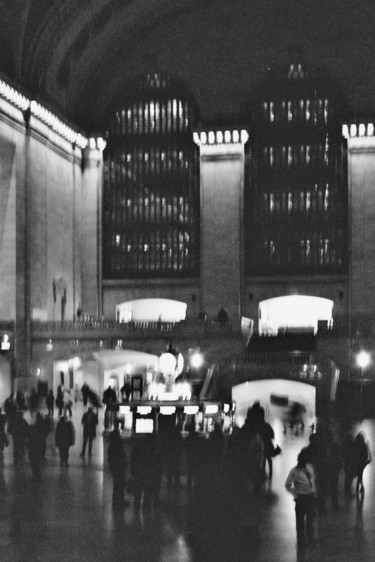 """Photography titled """"Grand Central #2"""" by Diana Rivera, Original Art, Analog photography"""