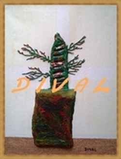 15.8x11.8 in ©2011 by Dival