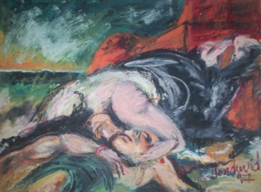 """Painting titled """"anothersuicide.jpg"""" by Dondavid, Original Art,"""