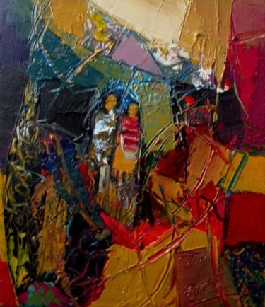 18.5x15.8 in ©2007 by Jacques Donneaud