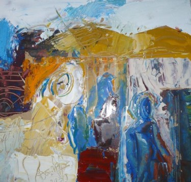 26x27.6 in ©2009 by Jacques Donneaud
