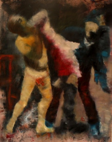 63.8x51.2 in ©2012 by Dov Melloul