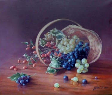Painting, oil, figurative, artwork by Dragana Simić