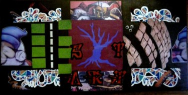 19.7x39.4 in ©2009 by Drass