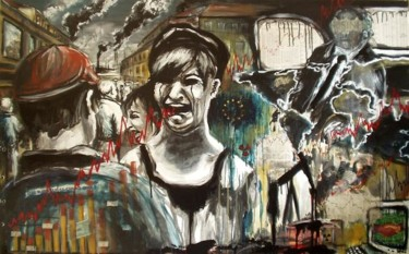 80x130 cm ©2008 by EDITH DONC