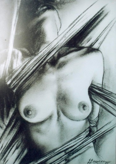 27.6x19.7 in ©1995 by Erwin Esquivel C