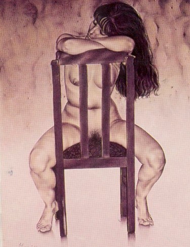 27.6x19.7 in ©1997 by Erwin Esquivel C